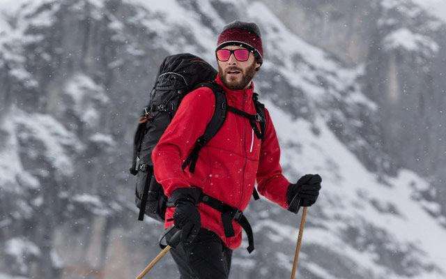 Men Mountain sports