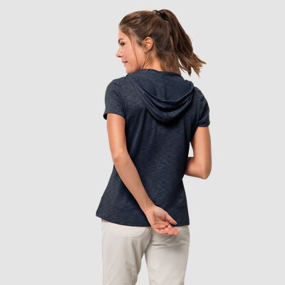 TRAVEL HOODY T WOMEN