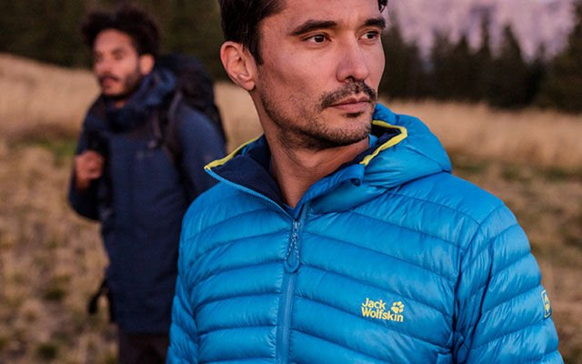 Outdoor Quilted jackets